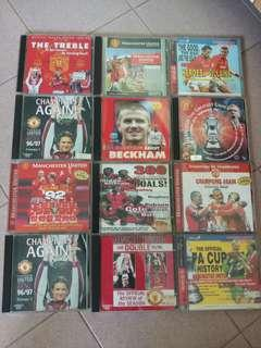 Manchester United  VCDs