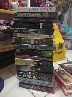BOOKS!💓