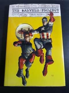 The Marvels Project Oversized HC