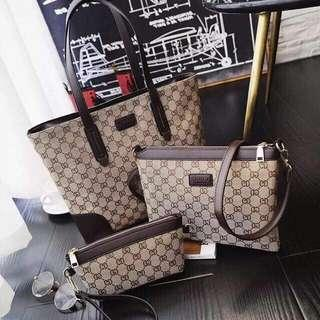 3in1 Ladies Bag