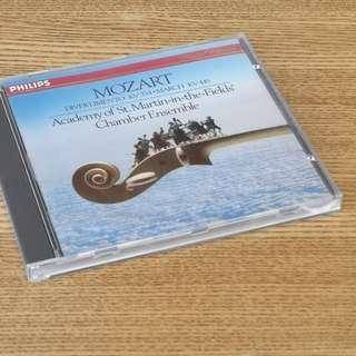 Mozart 西德銀圈