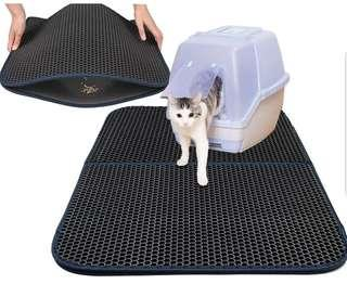 Cat Trapping Mat Sand Xlarge