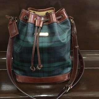 SUPER SALE!! Ralph Lauren Bucket Bag