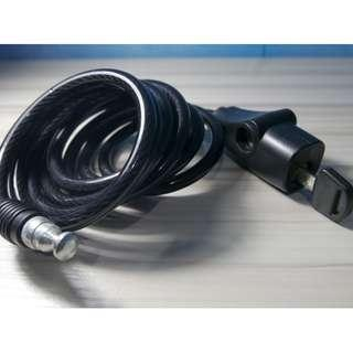 Anti Theft Bike / Motorcycle Cable Lock