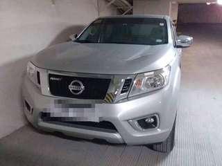 Nissan Navarra EL M/T
