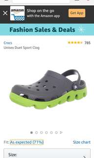 e31d40c572d790 Original Crocs Clog - Free SF