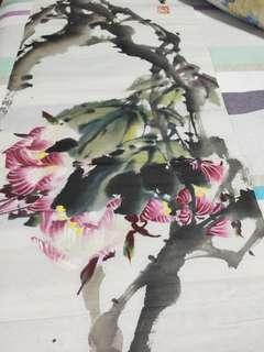 Beautiful flowers and Birds series 3