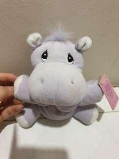 Precious Moments Hippo