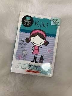 Lotus Lane Kiki: Stylish Life Book 1