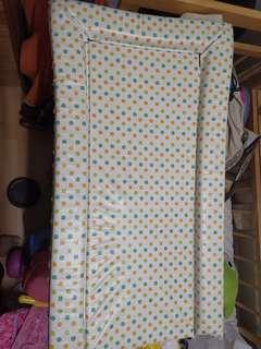 Mothercare baby changing mat