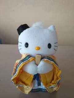 Boneka Hello Kitty Queen Japan Sanrio Original