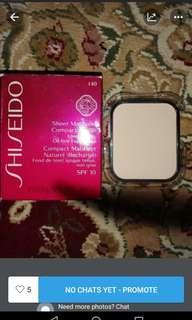 Shiseido powder refill