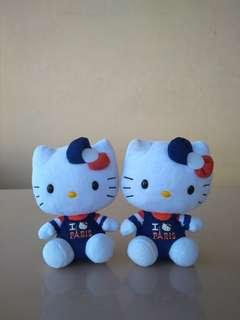Boneka Hello Kitty Paris Sanrio Original