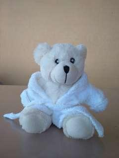 Boneka Beruang Towel Soft Bath