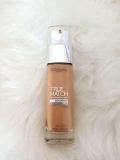 Loreal True Match Foundation In G4