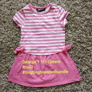 George 1 1/2years UK preloved