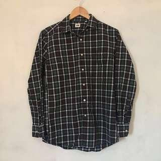 UNIQLO SHIRT LONG SLEEVE