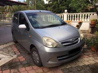 Perodua viva 660
