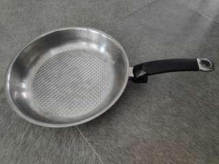 Stainless Steel Frying Pan 28cm