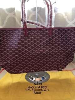 Goyard Neverful bag