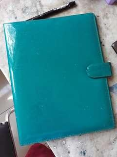 LIMITED EDITION BLINK TOSCA BINDER