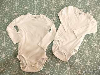 12m-18m H&M Baby Rompers (all 2)