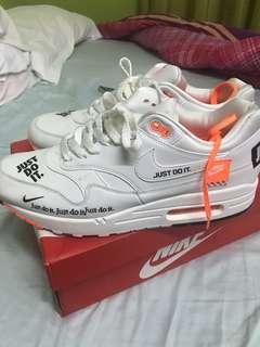 Nike Air Max 1 Just Do it Size qp