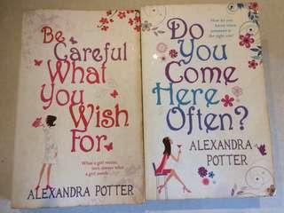 English Novels by Alexandra Porter #mfeb20