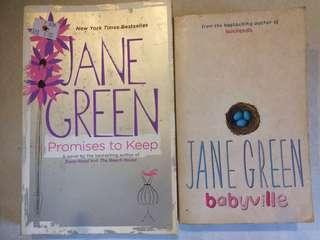 English Novel by Jane Green #mfeb20