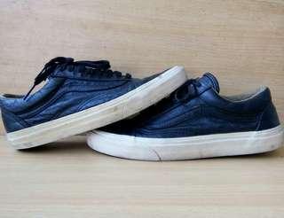Vans OS leather Black