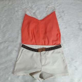 Sleeveless 2pcs