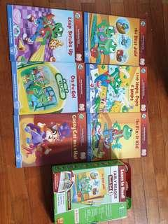 Leapfrog Learn To Read Early Reader Book Set 1