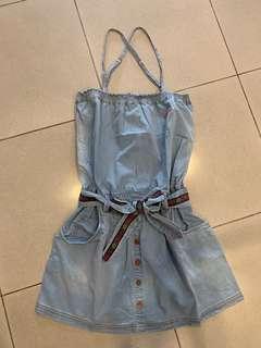 🚚 Denim dress