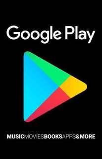 Google Play Card (Japan)