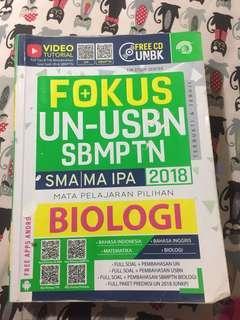 BUKU SBMPTN BIOLOGI 2018