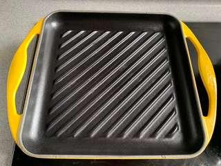 Le Creuset Grill Pan 煎