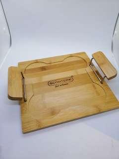 🚚 鄉村點心木盤
