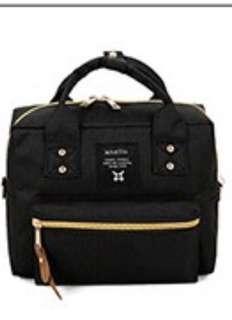 Japan Anelka Three-Way Sling Bag