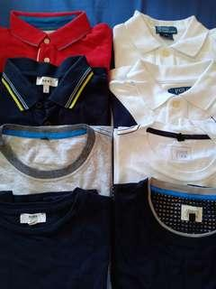 Designers clothes 6-8 yrs old bundle free shipping