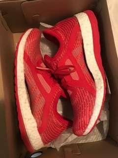 Adidas pure boost ladies runners sneakers