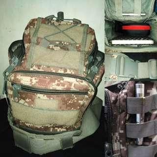 Negoable - Military Tactical Sling Bag - Tas Sling Army multi organise