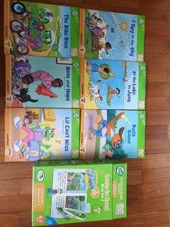 Leapfrog Learn to Read Bookset 2