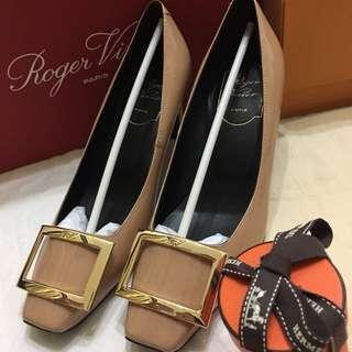 🚚 可交換 省1萬元!全新 roger vivier  RV 高跟鞋