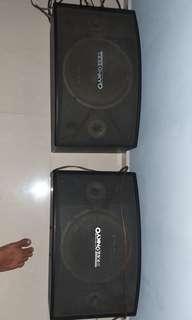 🚚 Rexy Onkyo speaker with amplifier