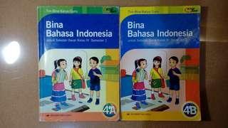 Bina Bahasa Indonesia 4A 4B