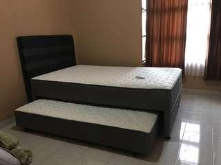 Comforta Spring Bed 120