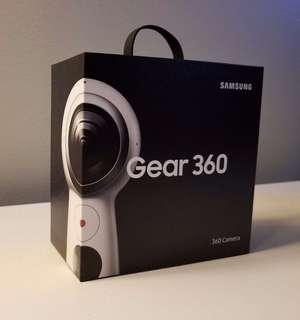 🚚 BRAND NEW in box Samsung Gear 360 (2017)