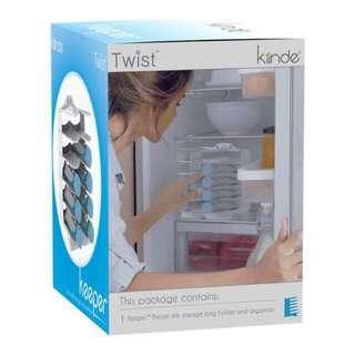Kiinde Twist Keeper Breastmilk Storage Organizer