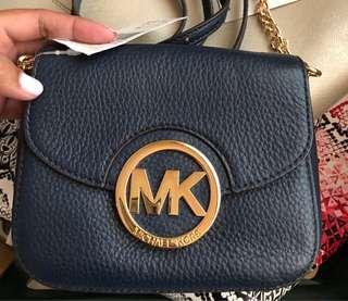 Brand New MK Michael Kors Fulton Crossbody Bag Kate Spade Tory Burch Lacoste