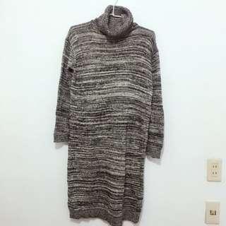 🚚 針織長版衣